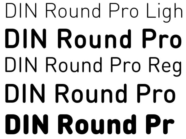 din-round-pro